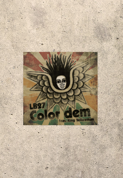 Color Dem feat King Yellowman CD